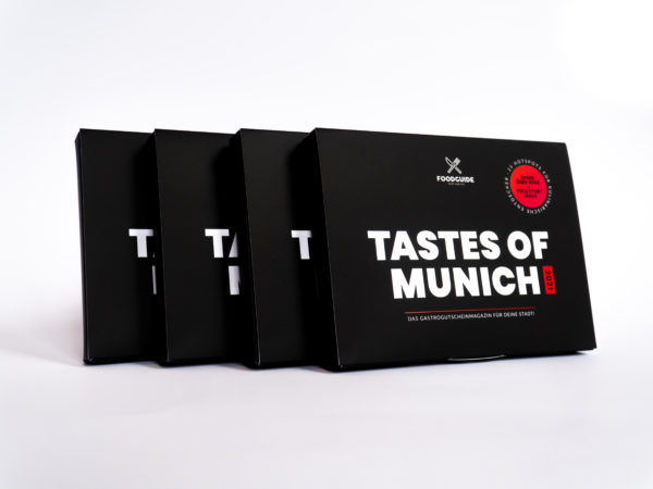 Tastes of Munich 2021
